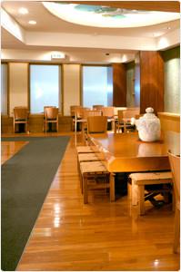 本店2階 お茶席