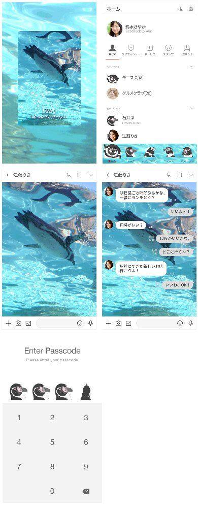 ZOO フンボルトペンギン 01