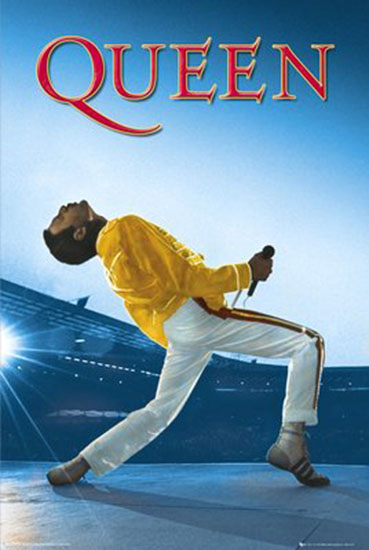 LP-1157 QUEEN/wembley(Freddie Mercury)