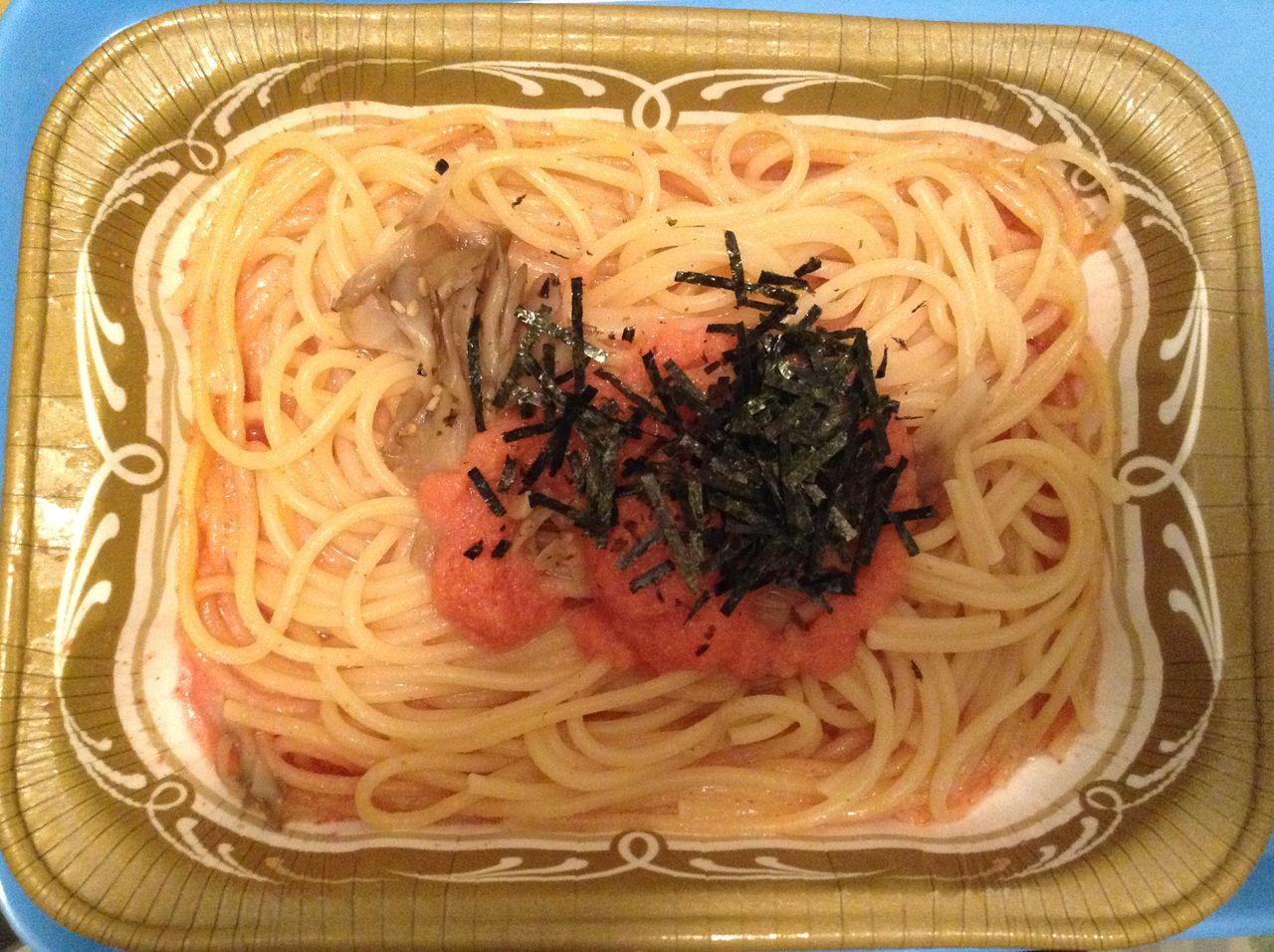 たらこスパゲッティの画像 p1_14