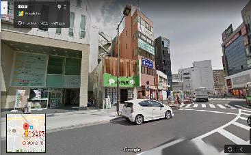 へんみ赤ちゃんこどもクリニックGoogle地図ストリートビュー2
