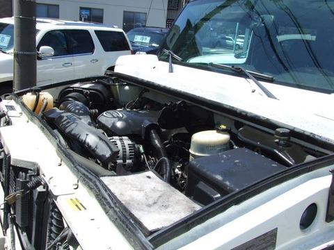 H2白エンジン