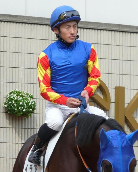 Hayato-Yoshida(Jockey)20101024