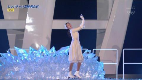 【放送事故】平昌オリンピックで女子選手、パンツ丸見えハプニングwwwwwwwww