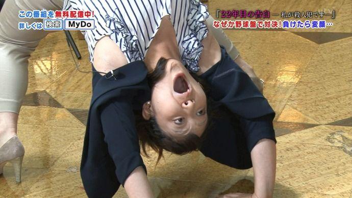 【H画像】 売れない関西の女子アナさん、体を張ってここまでやる・・・・・(※画像あり) 表紙