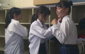 【放送事故】ドラマ「青のSP」で中学生の着替えシーン…