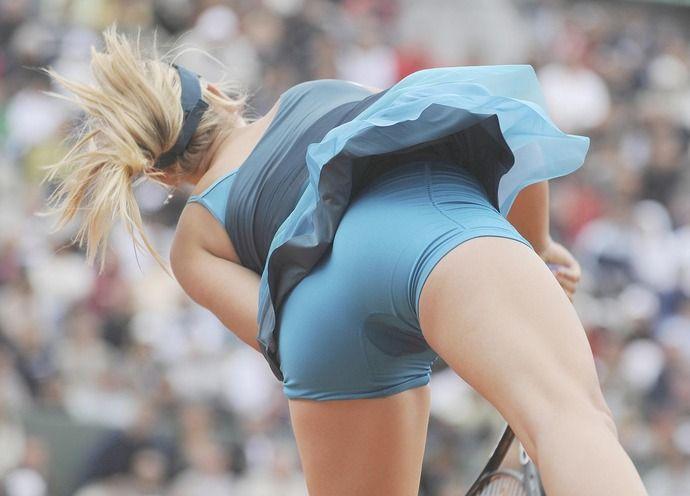 【画像】女子テニス選手、試合中にお漏らししてしまうハプニング (※画像あり) 表紙