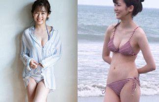 川口葵、エロ画像まとめ!ボンビーガールからシンデレラガールになった女優志望のアイドルモデル!