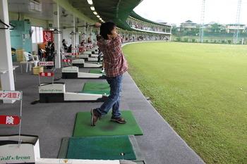 清水Bゴルフ