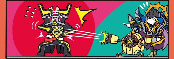 【めげずに頑張るカムイくん】第13話「はりつき地雷」【モンスト】