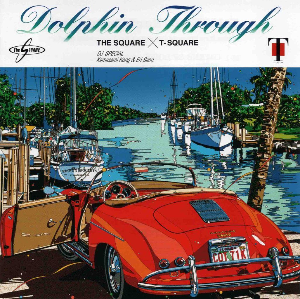 DOLPHIN THROUGH-1