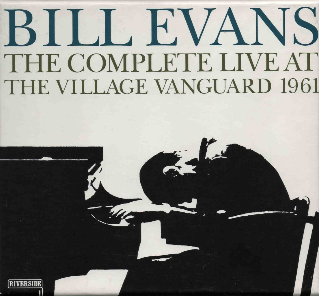THE COMPLETE LIVE AT THE VILLAGE VANGUARD 1961-1