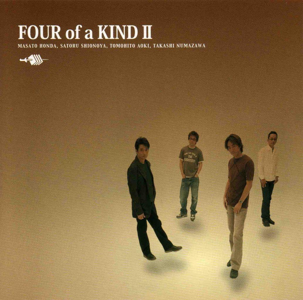 FOUR OF A KIND II-1