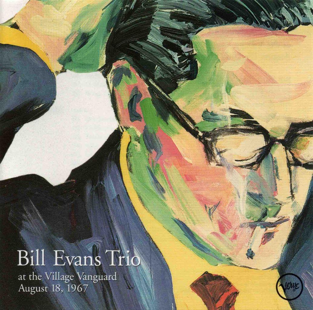 BILL EVANS TRIO AT THE VILLAGE VANGUARD - AUGUST 18, 1967-1