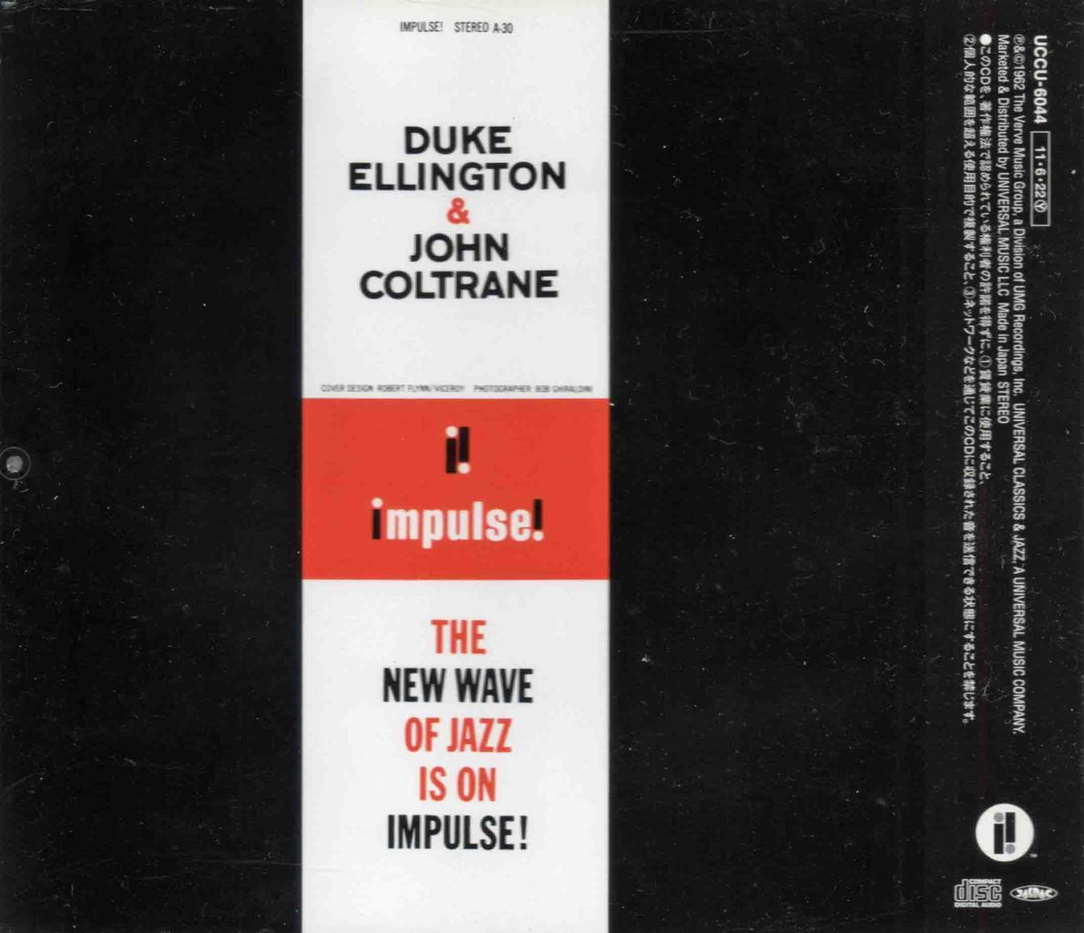 DUKE ELLINGTON & JOHN COLTRANE-2