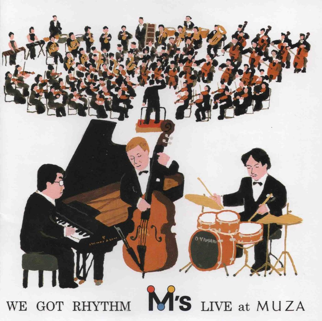 WE GOT RHYTHM M'S LIVE AT MUZA-1