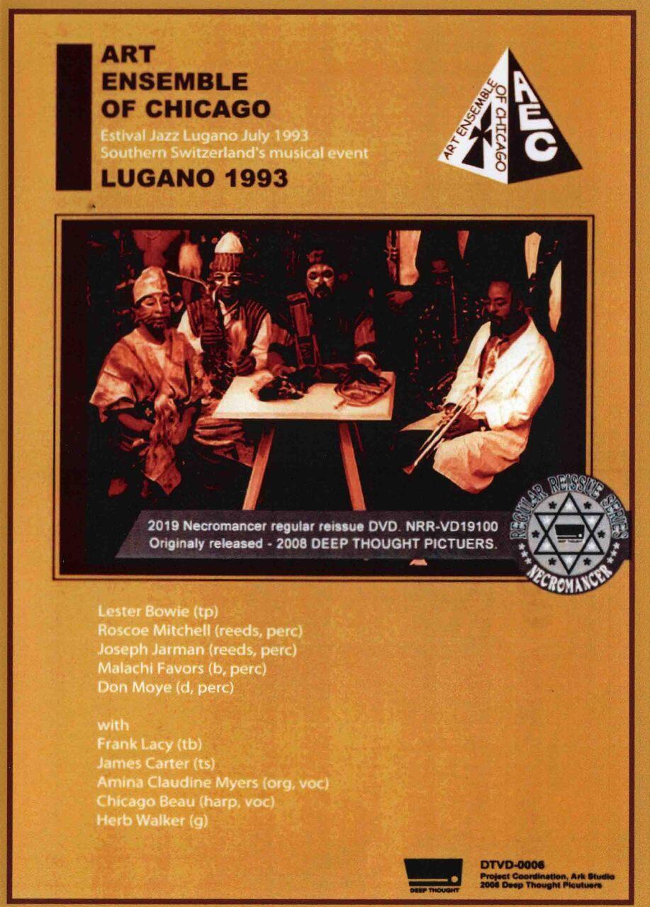 ESTIVAL JAZZ LUGANO 1993-1