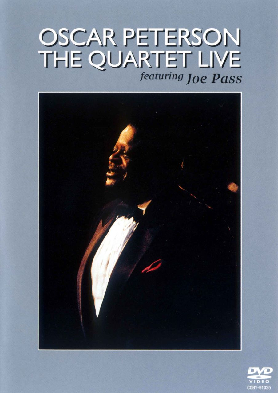 OSCAR PETERSON THE QUARTET LIVE FEATURING JOE PASS-1