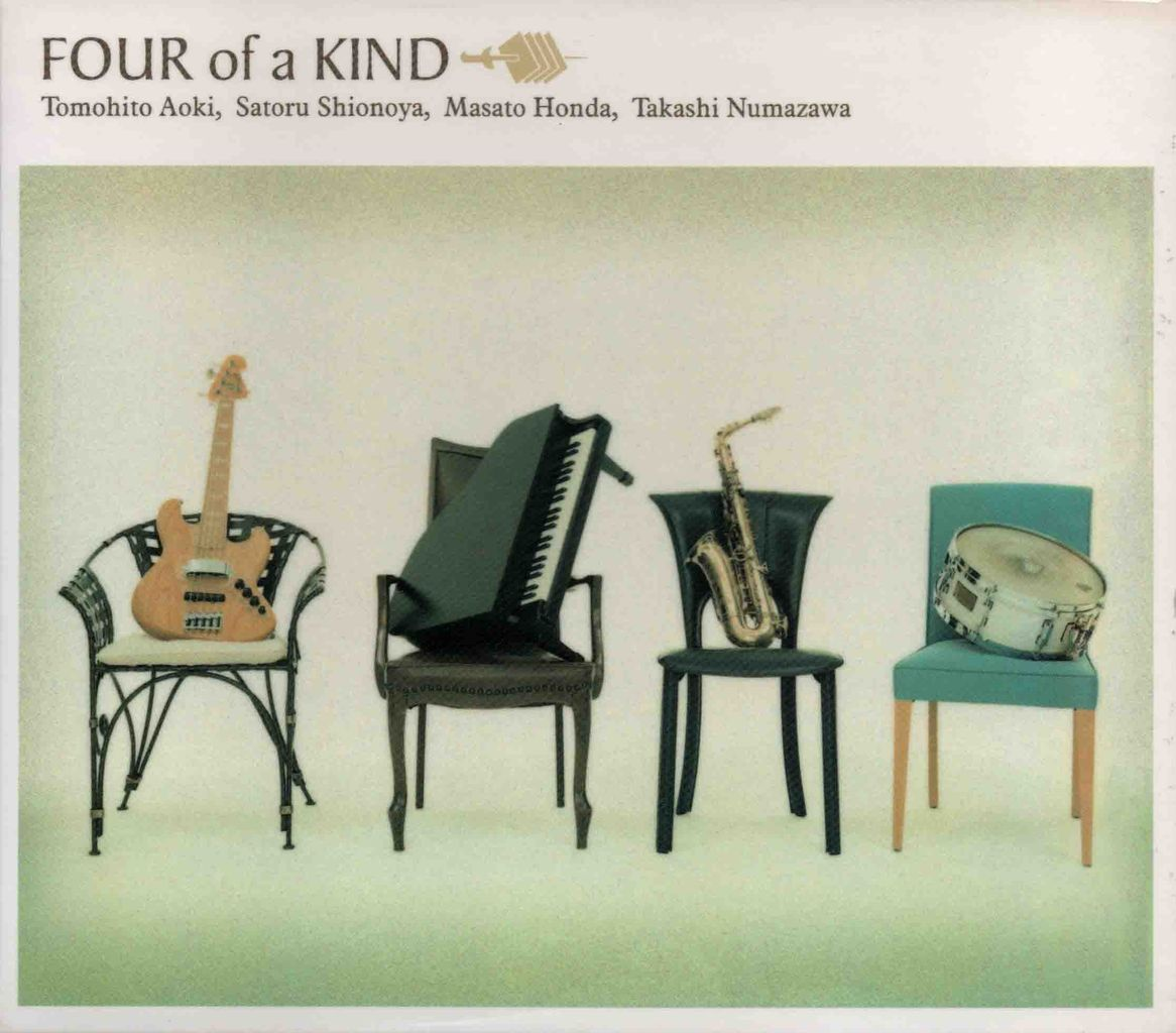 FOUR OF A KIND-2