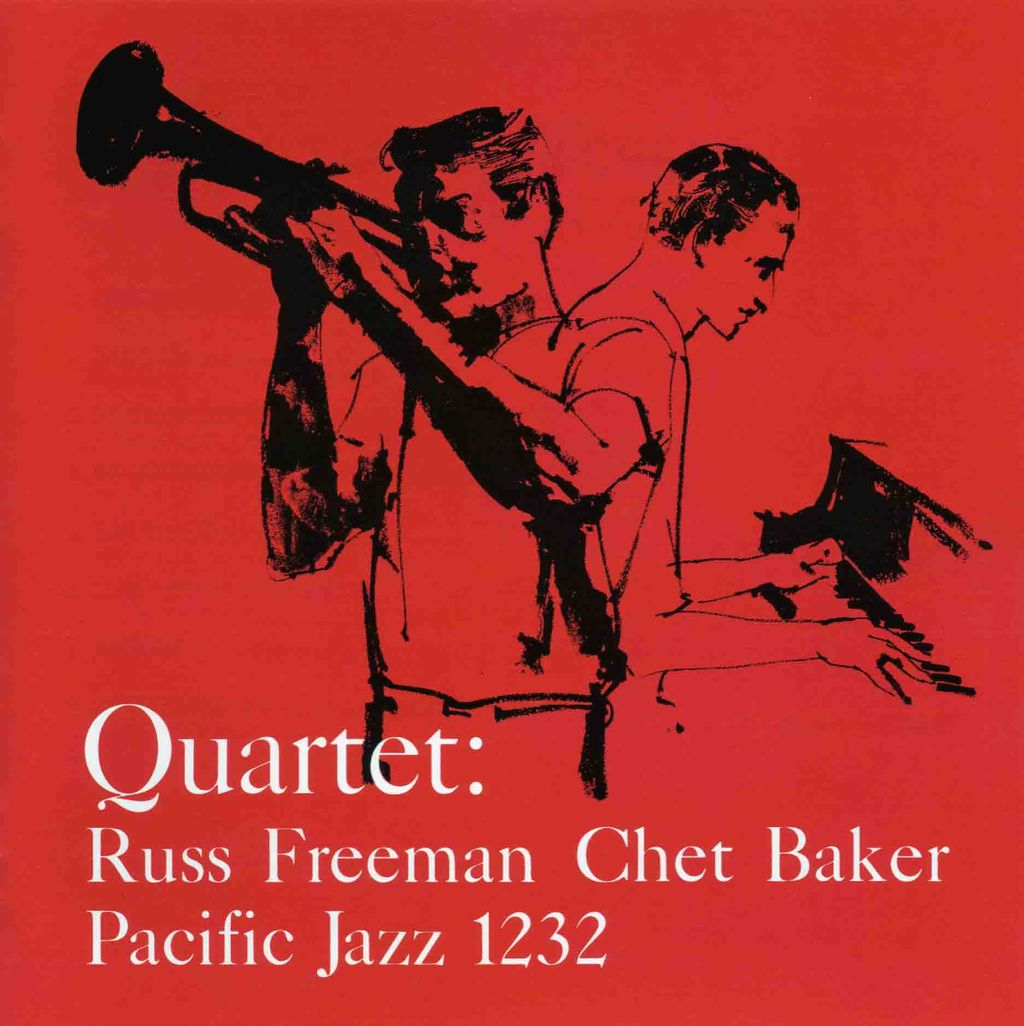 QUARTET RUSS FREEMAN AND CHET BAKER-1