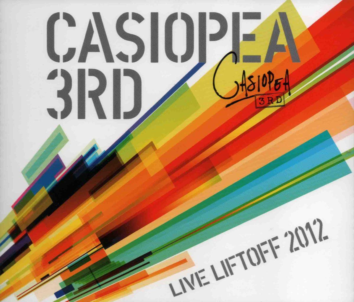 LIVE LIFTOFF 2012-1