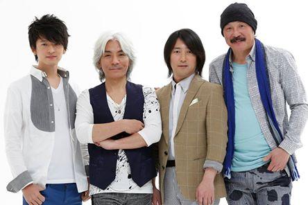 "TOKYO FM / ""GOODLUCK""LIVE / T-SQUARE"
