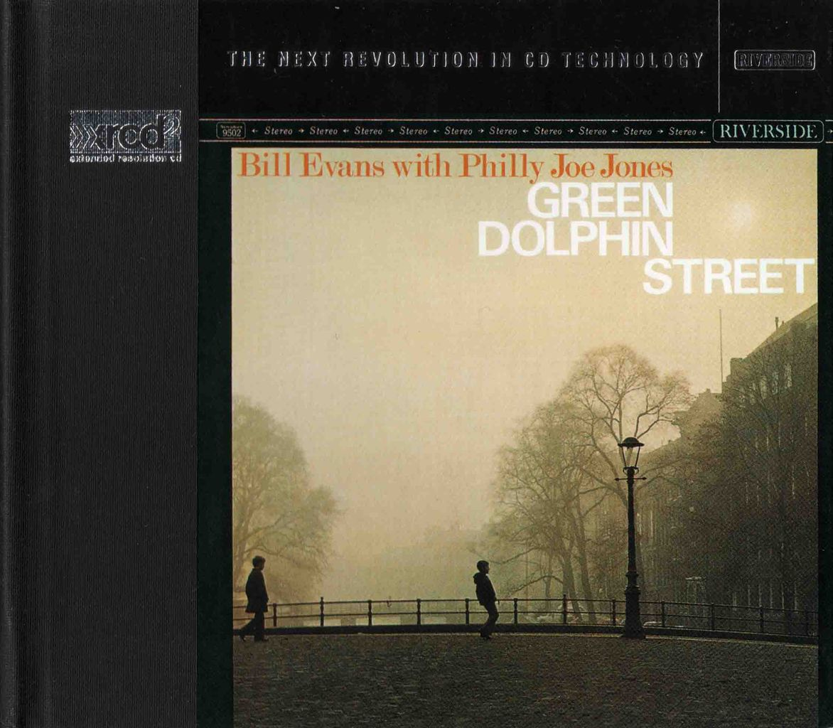 GREEN DOLPHIN STREET-1