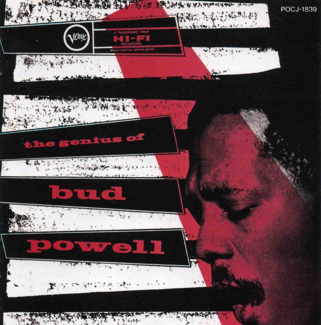 THE GENIUS OF BUD POWELL-1