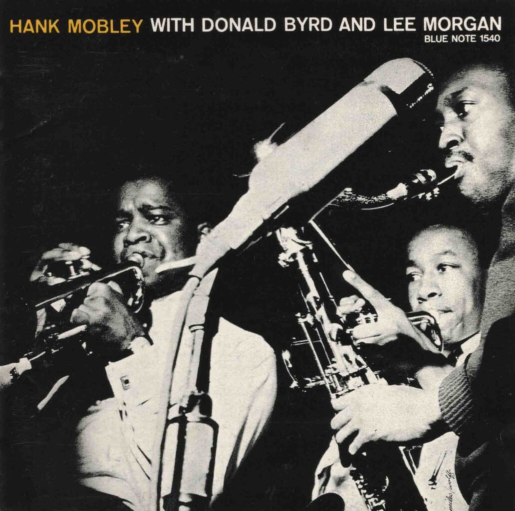 HANK MOBLEY WITH DONALD BYRD AND LEE MORGAN-1