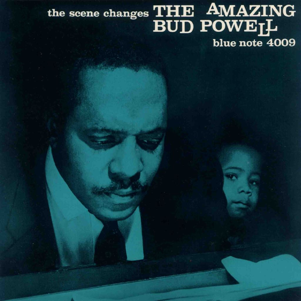 THE SCENE CHANGES - THE AMAZING BUD POWELL VOL.5-1
