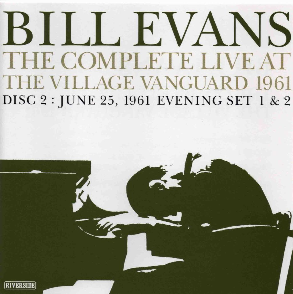 THE COMPLETE LIVE AT THE VILLAGE VANGUARD 1961-5