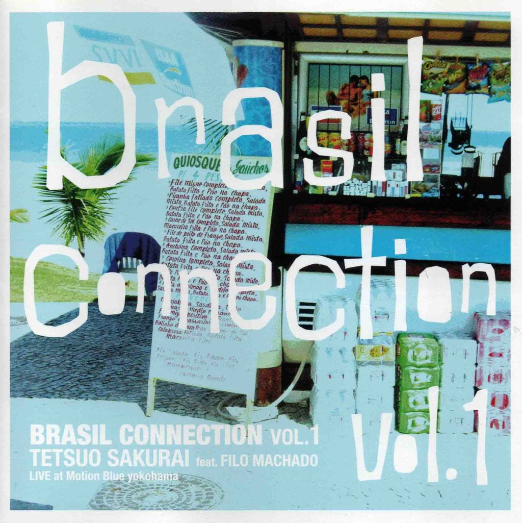 BRASIL CONNECTION VOL.1-1