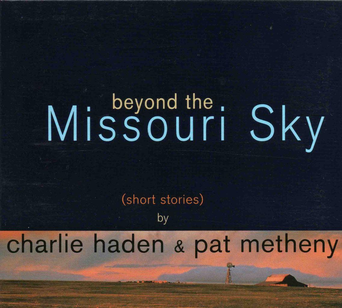 BEYOND THE MISSOURI SKY (SHORT STORIES)-1
