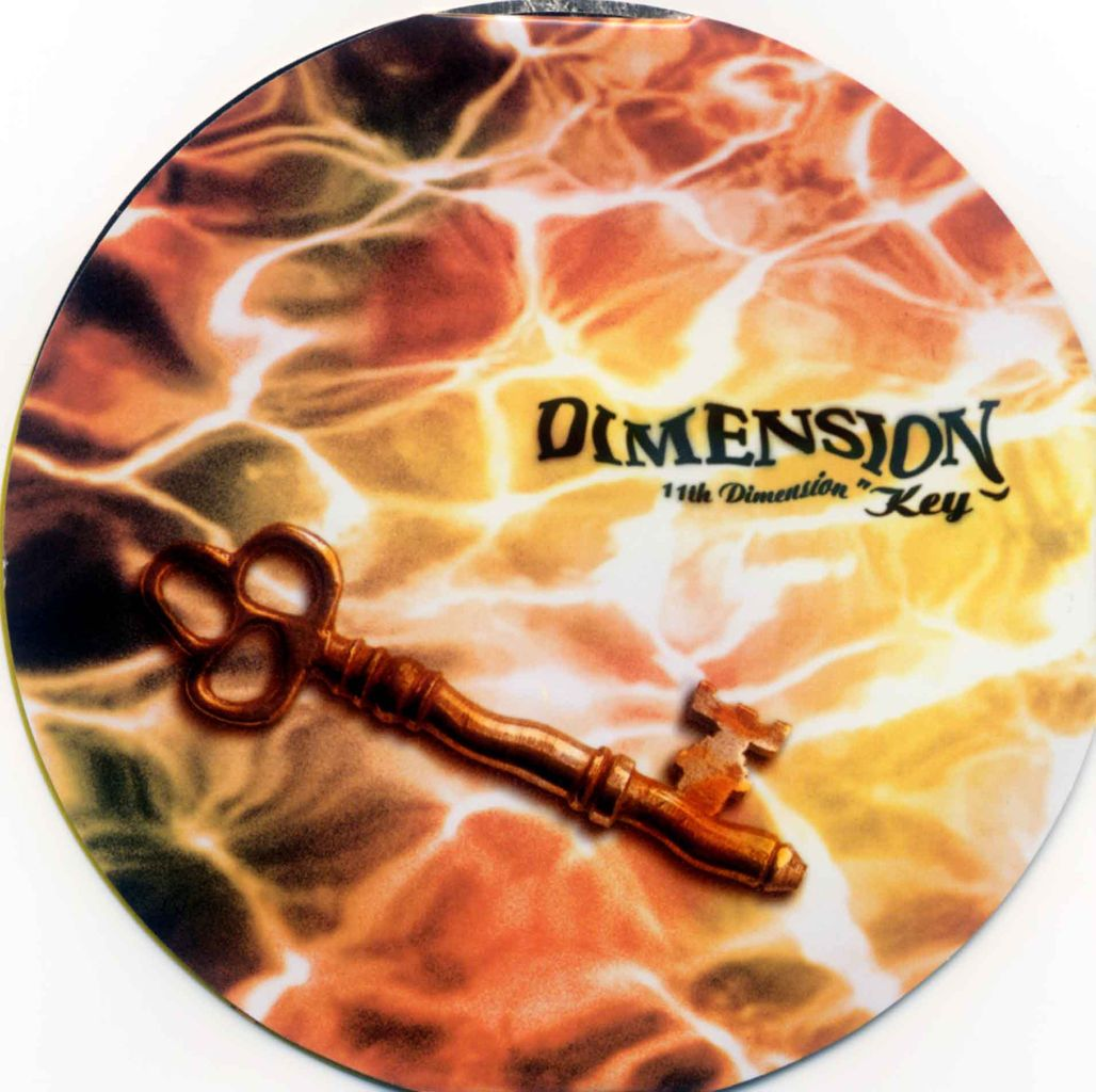 "11TH DIMENSION ""KEY""-3"