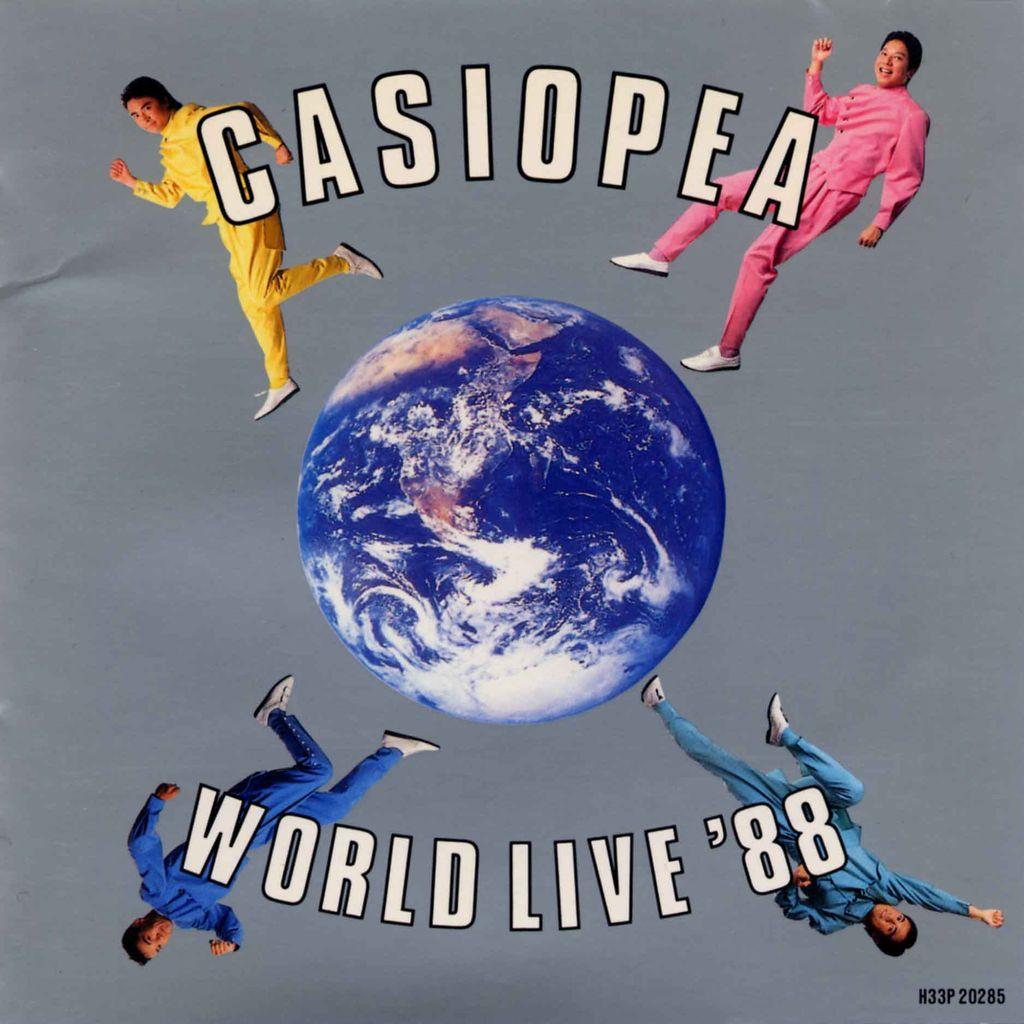 WORLD LIVE '88-1