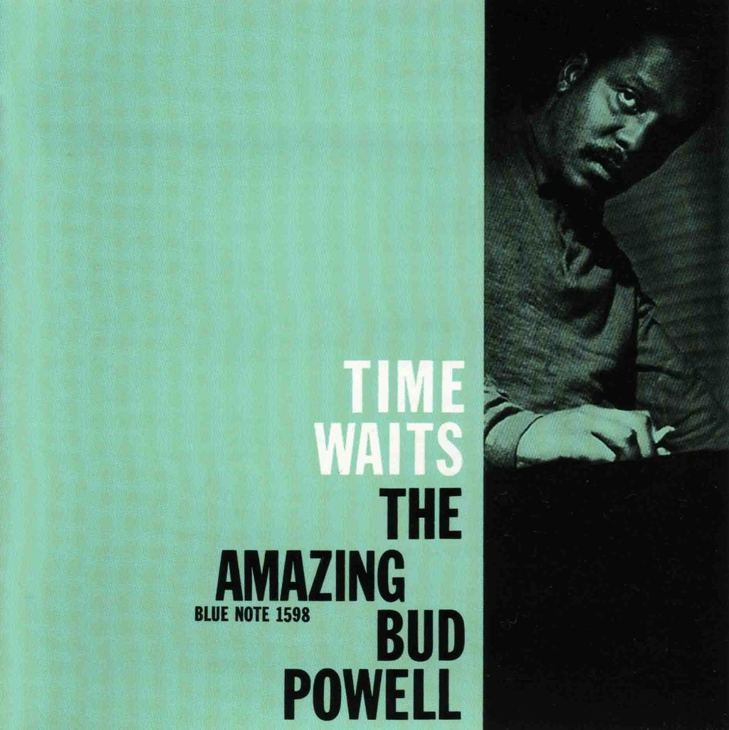 TIME WAITS - THE AMAZING BUD POWELL VOL.4-1