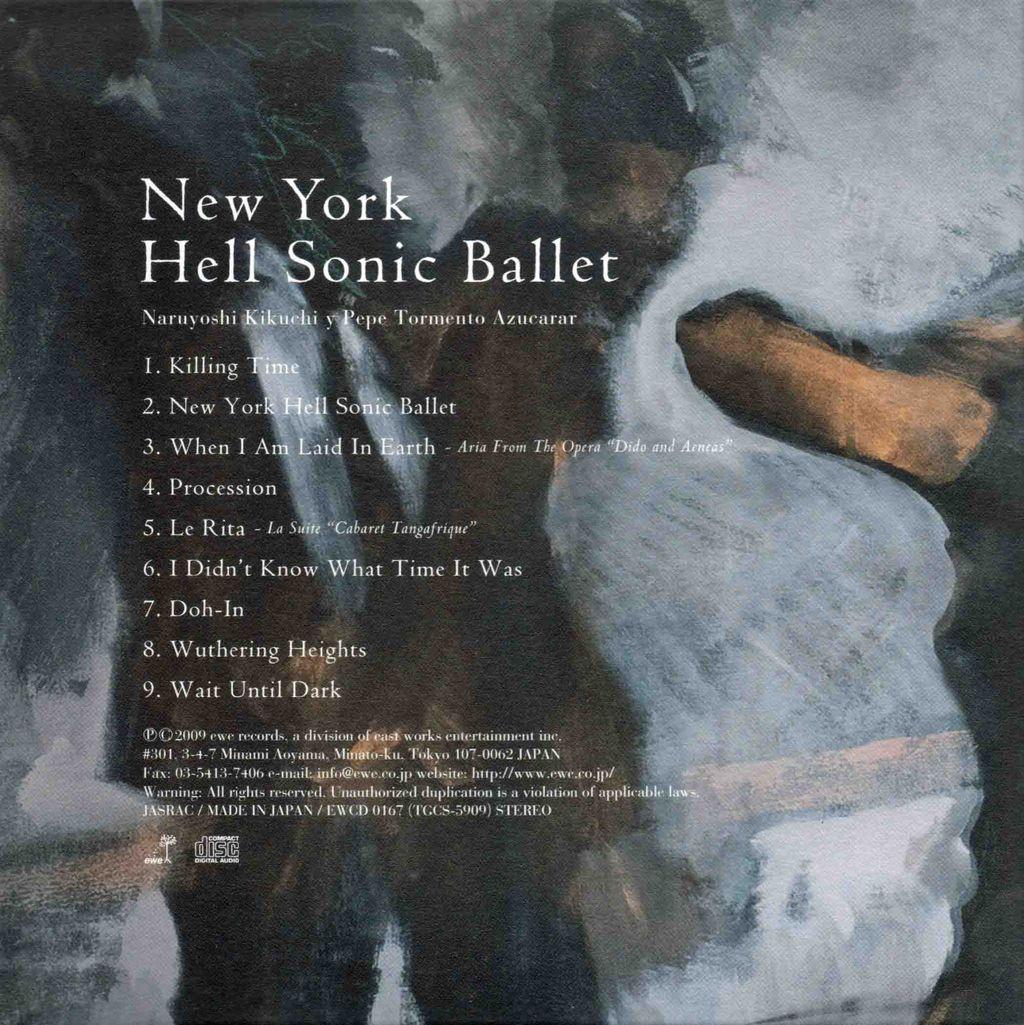 NEW YORK HELL SONIC BALLET-2