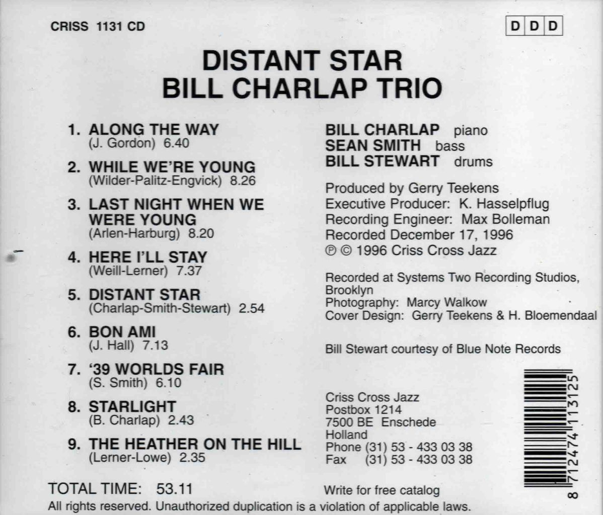 DISTANT STAR-2