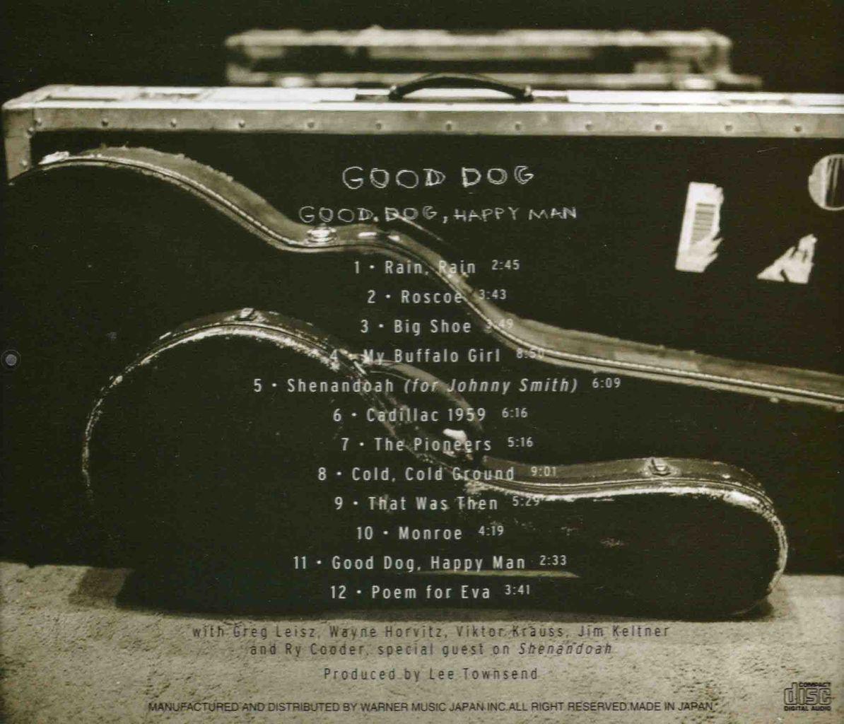 GOOD DOG, HAPPY MAN-4