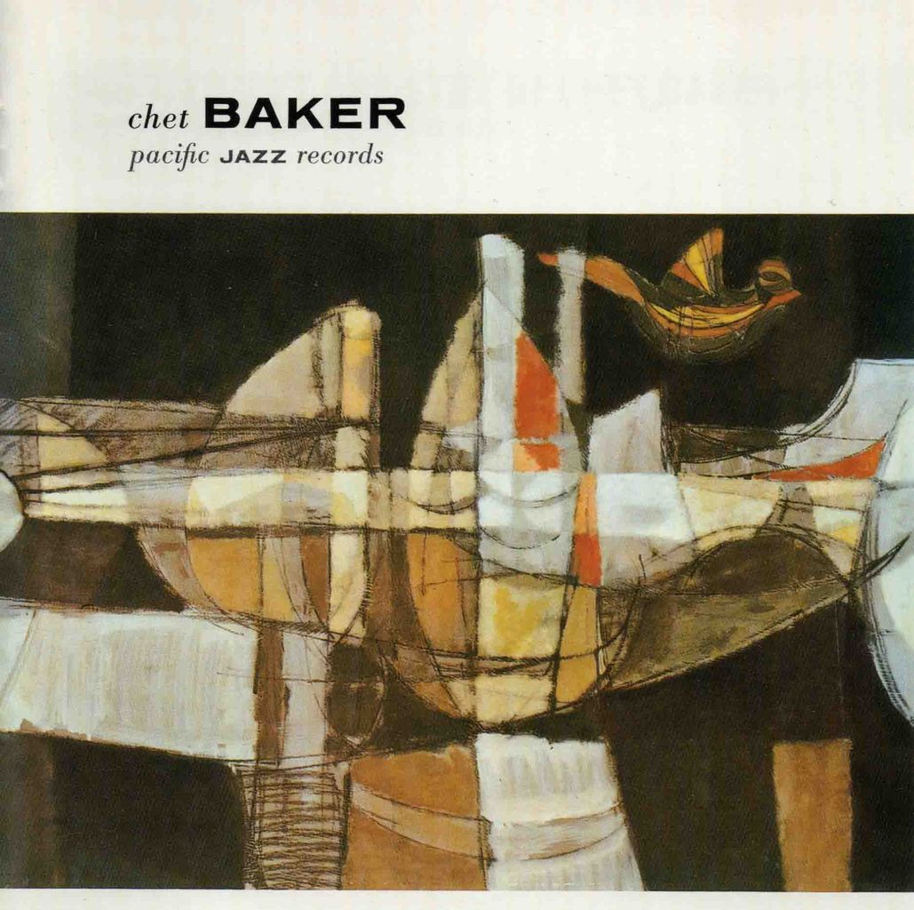 THE TRUMPET ARTISTRY OF CHET BAKER-1