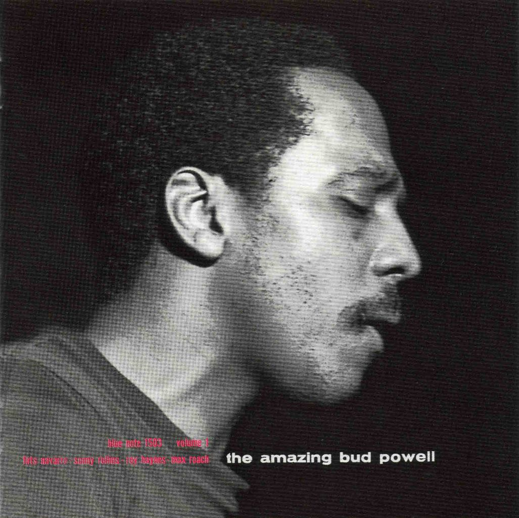 THE AMAZING BUD POWELL VOL.1-1