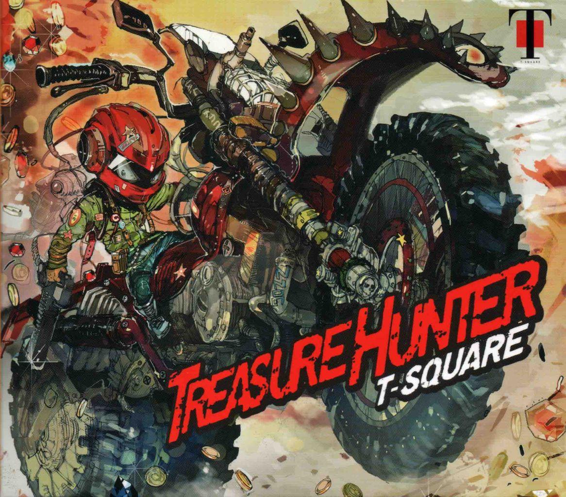 TREASURE HUNTER-1