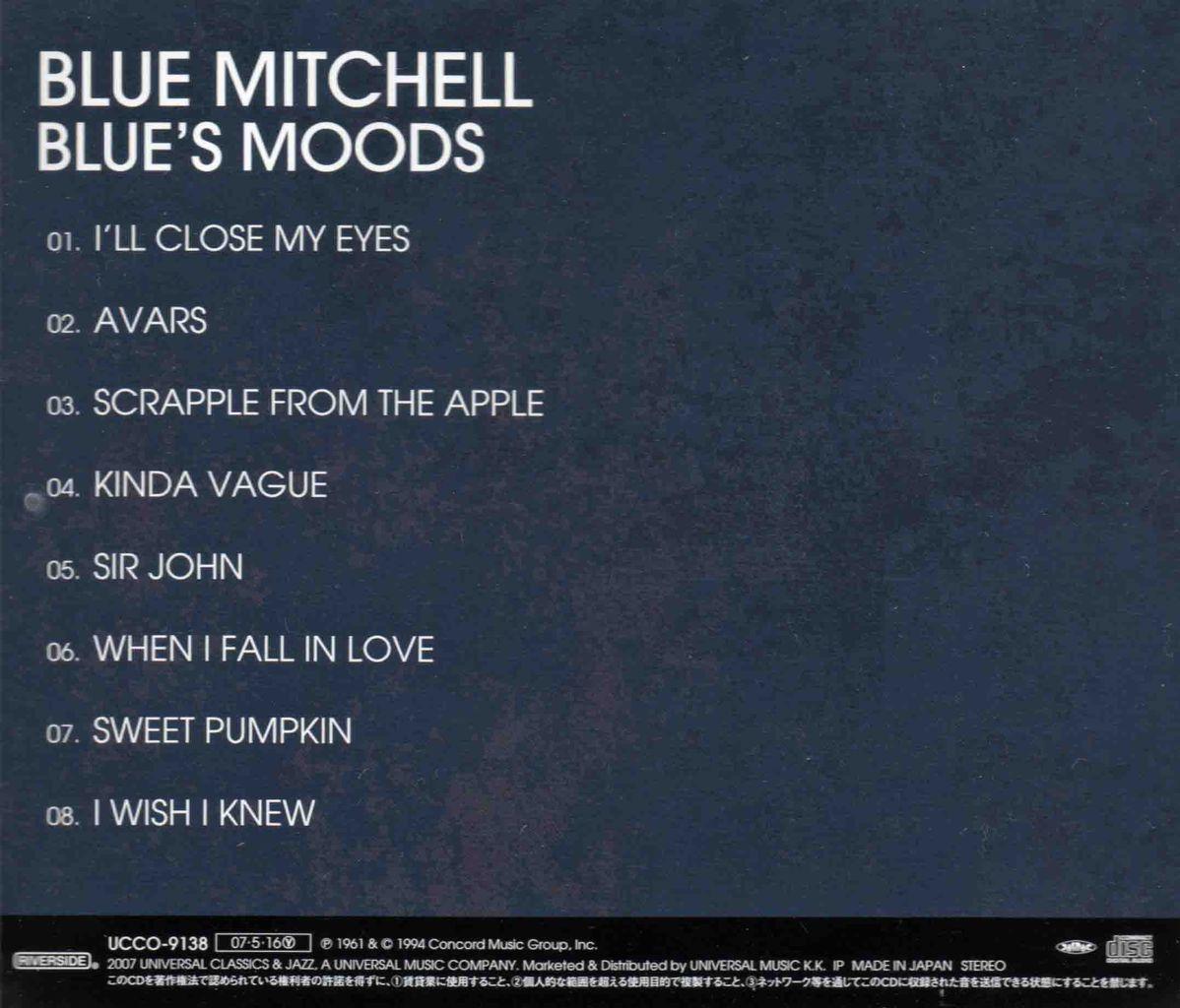 BLUE'S MOODS-2