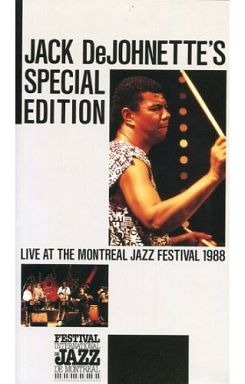 LIVE AT THE MONTREAL JAZZ FESTIVAL 1988