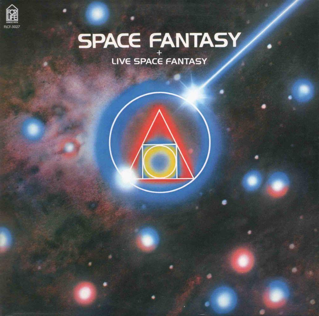 SPACE FANTASY + LIVE SPACE FANTASY-1