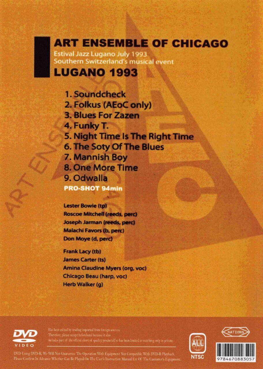 ESTIVAL JAZZ LUGANO 1993-2