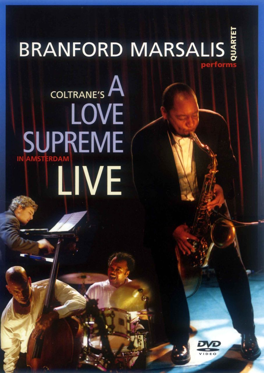 COLTRANE'S A LOVE SUPREME LIVE IN AMSTERDAM-1