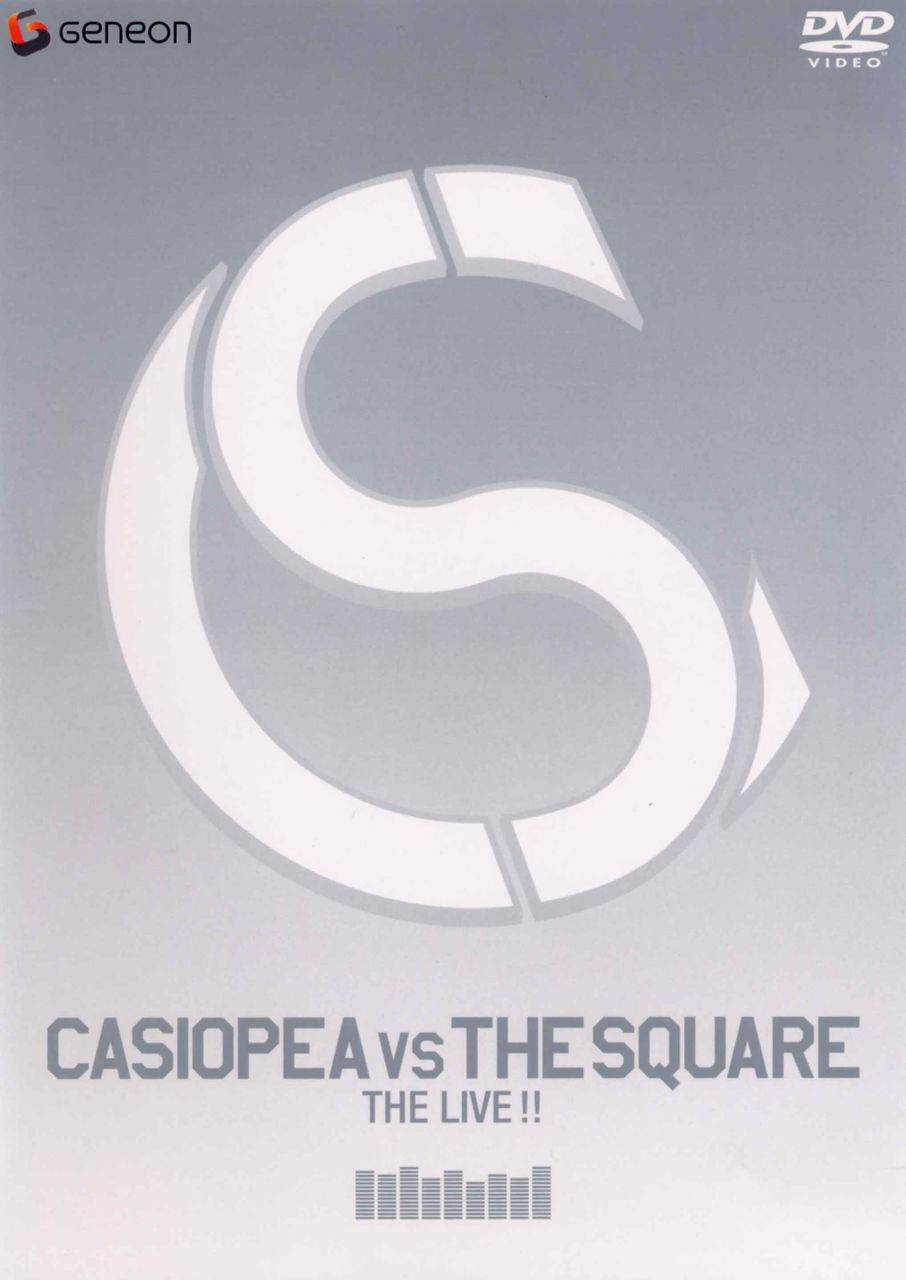 CASIOPEA VS THE SQUARE THE LIVE!!-3