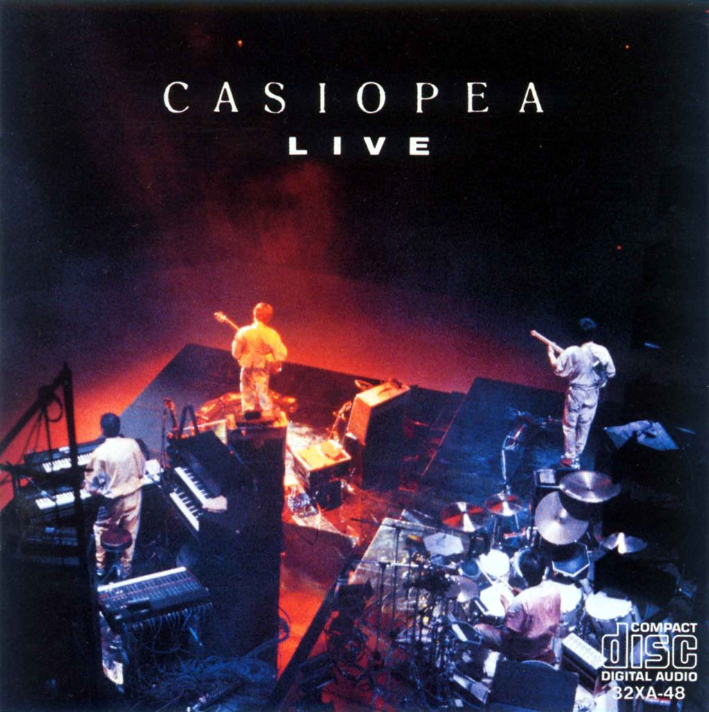 CASIOPEA LIVE-1