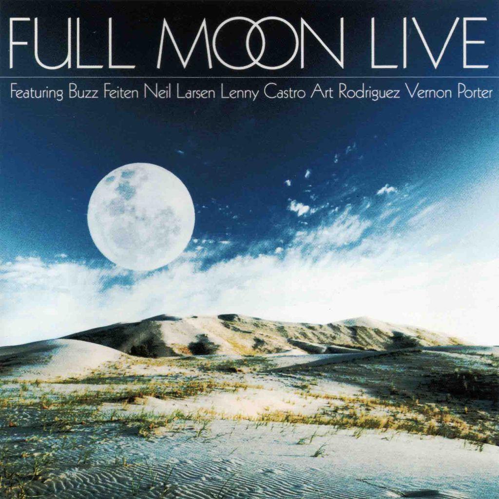 FULL MOON LIVE-1